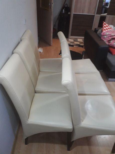 Krzesła używane .Stan jak na zdjęciach