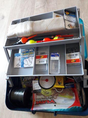 Caixa completa pesca