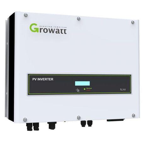 Falownik Growatt 5KW 5000tl3-s + gratis wifi 10 lat GW