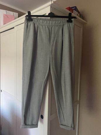 Spodnie BERSHKA rozmiar M
