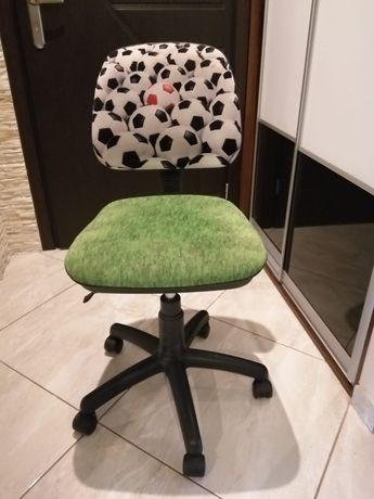 Fotel biurkowy dla chłopca. Okazja!!!