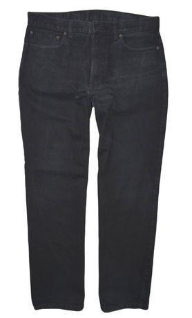 Levi's 511 38/34 proste klasyczne spodnie jeansowe dżinsy