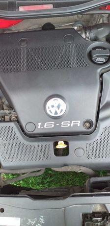 Мотор  ,  двигатель ,    VW Гольф 4   1.6  АКL .