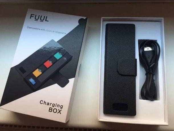 Новое зарядное устройство JUUL 1200 mAh + кейс.Самовывоз в ЖК Радужный
