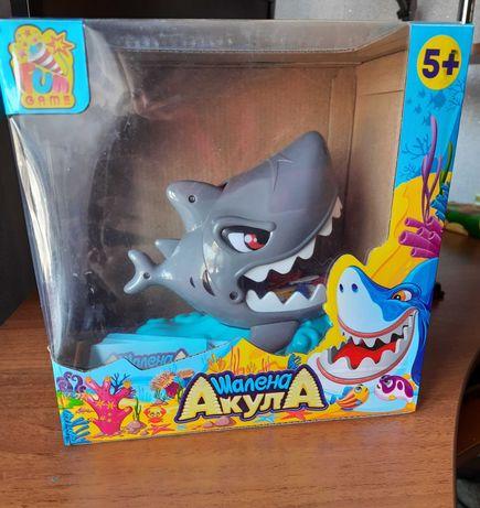"""Срочно! Игра """"Шалена акула"""""""