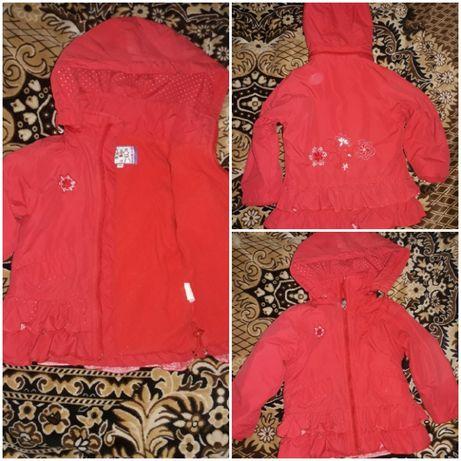 Куртка детская недорого