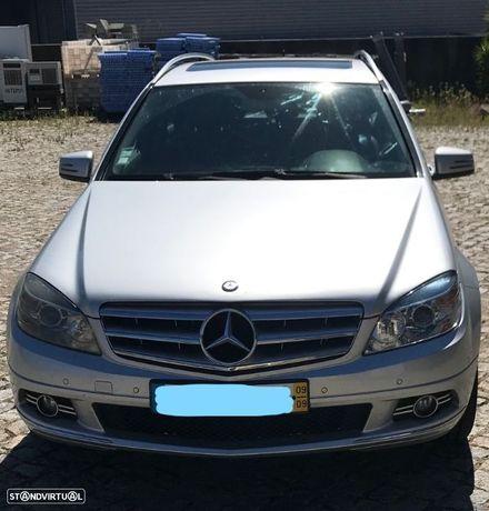 Mercedes-Benz C 220 CDi Classic BlueEfficiency