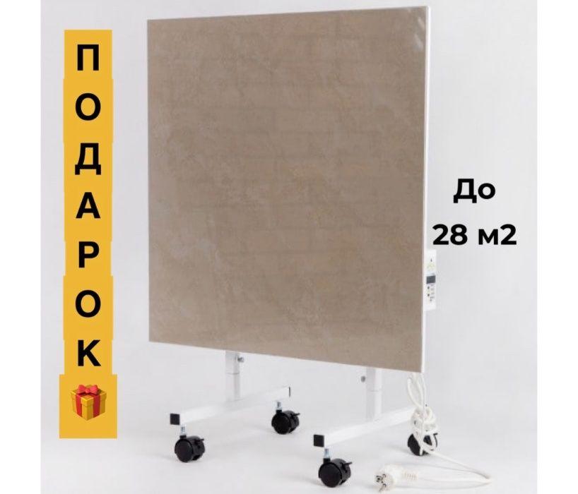 Обогреватель настенный Optilux К 1100 НВ керамическая панель Киев - изображение 1