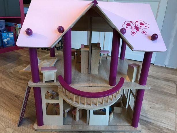 Domek dla dziewczynki do zabawy