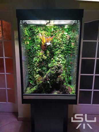 SkyLight - oświetlenie do roślin, terrariów, lampa LED
