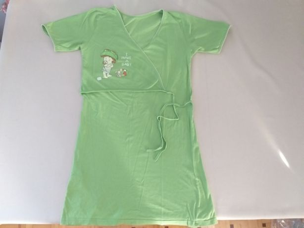 Koszula nocna ciążowa i do karmienia