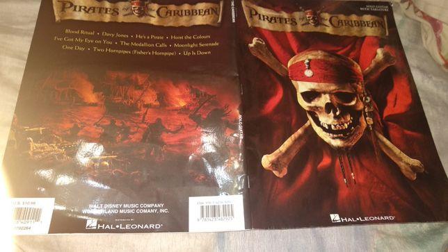 Hal Leonard Pirates of the Caribbean ноты музыка пираты карибского мор