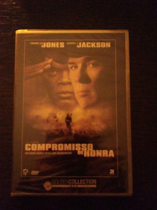 Filme DVD - Compromisso de honra