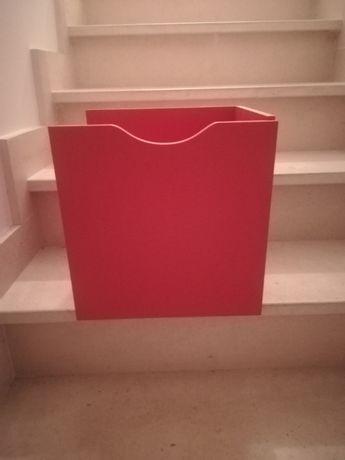 Cubos para estante