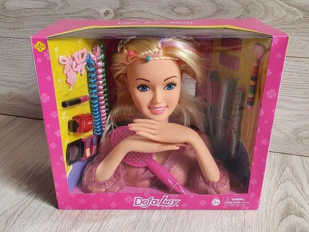 Defa Lucy Кукла для причесок Defa Lucy (голова куклы) косметика