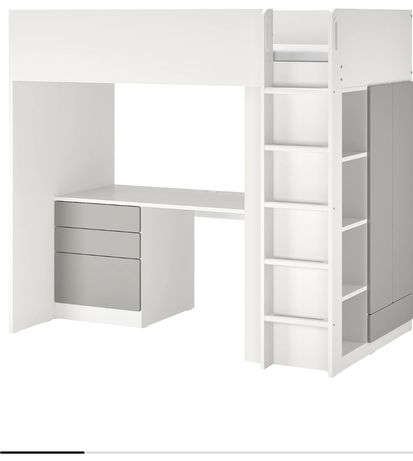 Biurko Łóżko Ikea