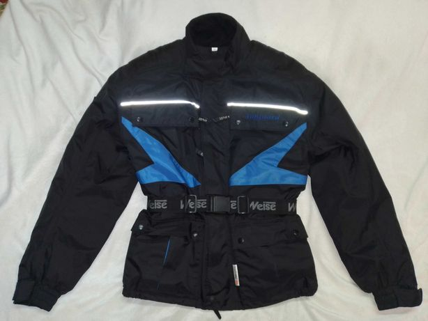 Мото куртка WEISE текстильная с защитой 48-50 размер