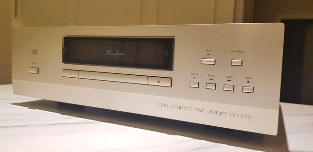 Accuphase DP-500 CD odtwarzacz stan Idealny