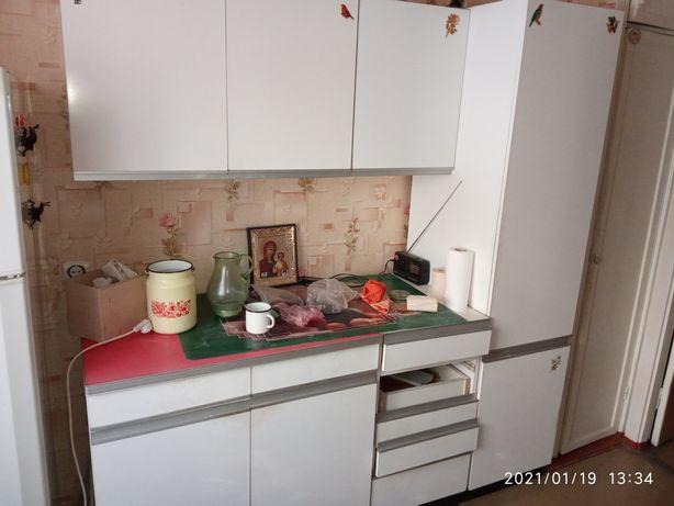 Кухонная мебель производства СССР