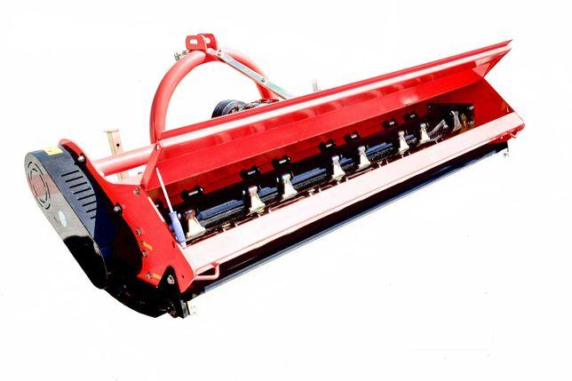 Kosiarka bijakowa z przesuwem EFD200 otwierana klapa TUZ Kat I, Kat II