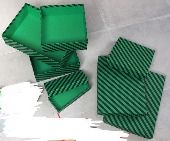 Caixas de arrumação