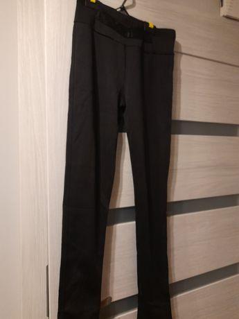 Spodnie damskie ocieplane