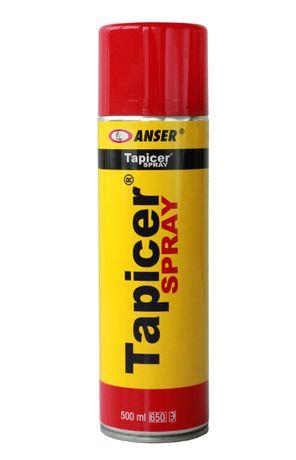 Klej Tapicer w sprayu aerozolu 500ml tkanina gąbka