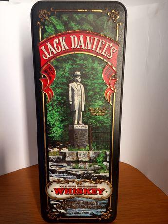 Lata Jack Daniels antiga