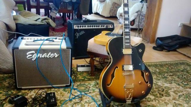 Fender roc pro1000 ,egnater rebel30 112
