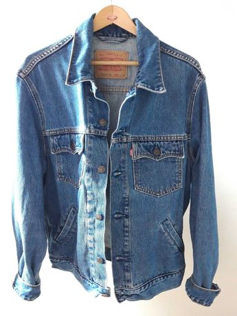 Kurtka jeansowa Levis Vintage