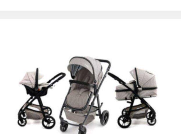 Carrinho trio bebê