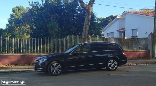 Mercedes-Benz C 220 CDi Avantgarde BE Start/Stop