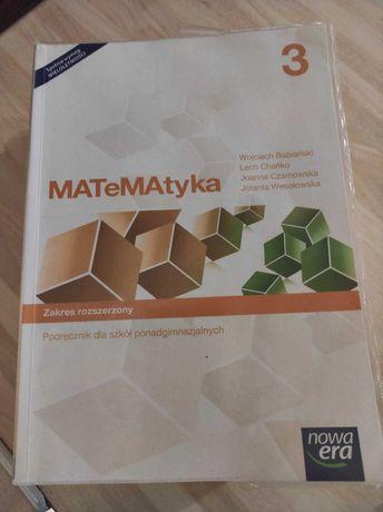 Matematyka, zakres rozszerzony, cz. 3