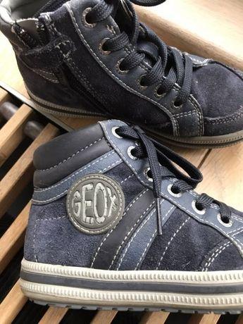 GEOX 29 okazja ! buciki chłopięce idealne buty wiosenne przejściowe