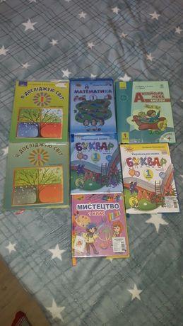 Полный Набор книг для 1 класса по программе НУШ