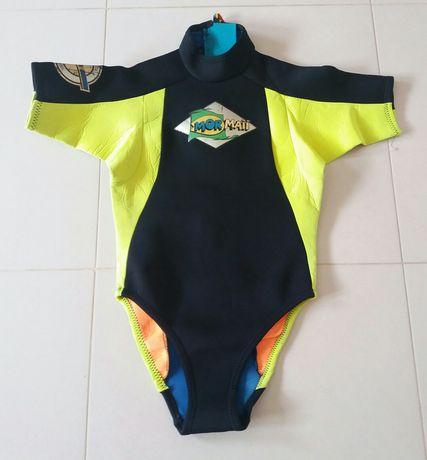 Fato de Surf para criança marca Mormaii