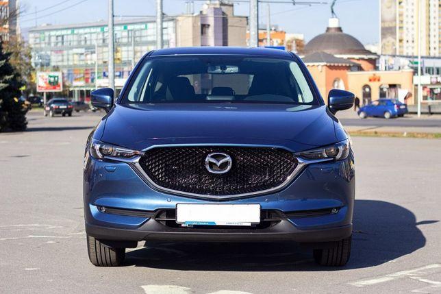 Аренда внедорожника, прокат авто Mazda CX5 в Киеве без водителя
