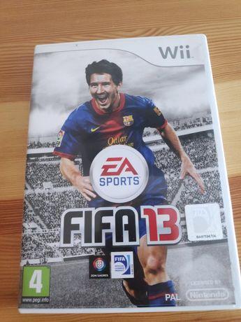 Jogo Fifa 13 Wii