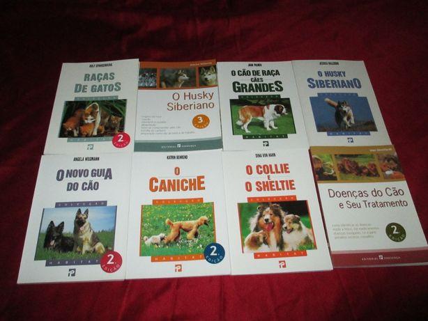 Guias Vários 2 Livros 7€ com  Portes ( 1 Livro 5€ com portes )