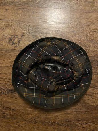 Panama kapelusz barbour wax