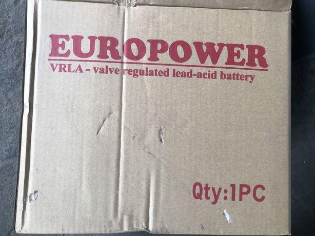 Akumulator żelowy EPS100-12