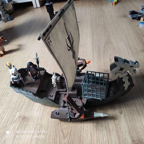 Statek dragons playmobil