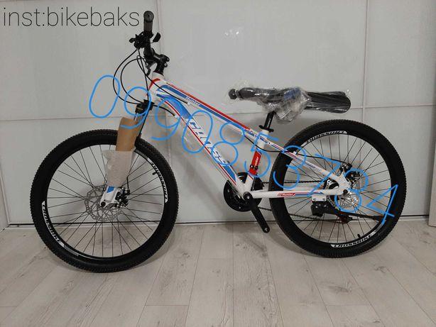 Подростковый Алюминиевый горный велосипед Cross Hunter 24