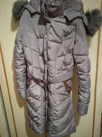 Обменяю зимнее пальто