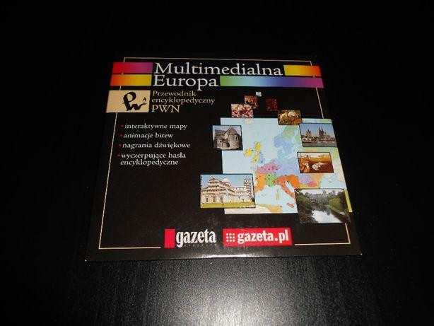 Multimedialna Europa PWN 2004 - CD