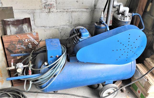 Sprężarka tłokowa kompresor WAN-ED S1P-36 WAN sprawna