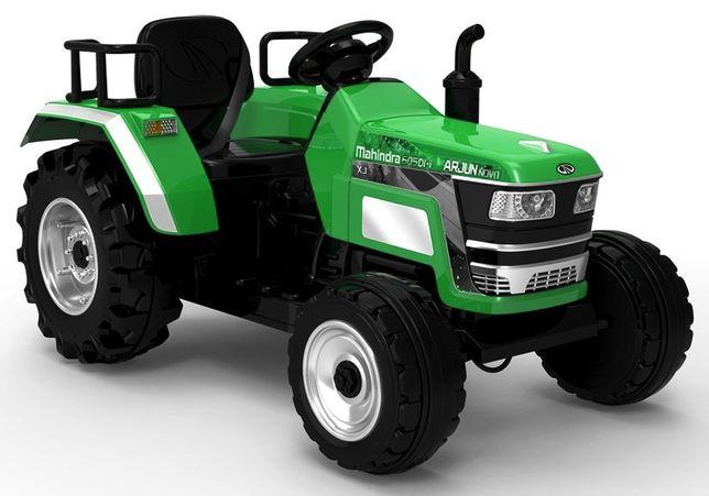 Mega Traktor dla dzieci Bazin z pilotem Led i MP3
