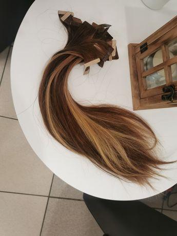 Włosy Hairtalk naturalne kanapki