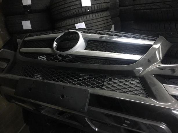 Передний бампер Mercedes GL 166