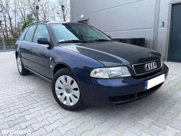 Audi A4 1.8 20V 125 KM Klimatronic Elektryka Alu Zamiana